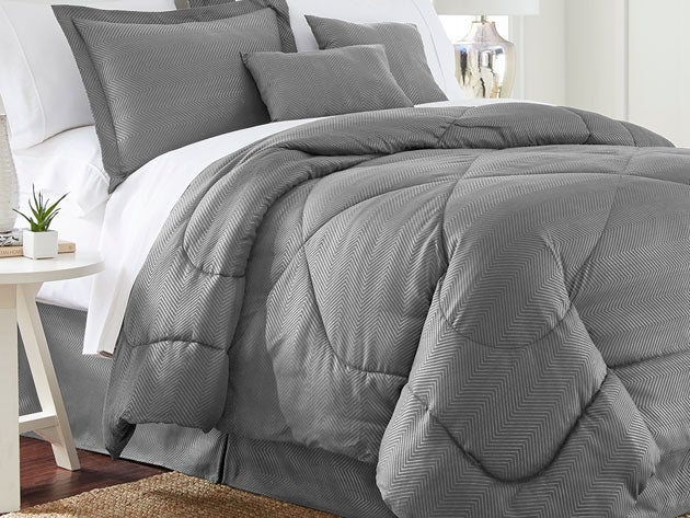 Chevron Comforter 6-Piece Set
