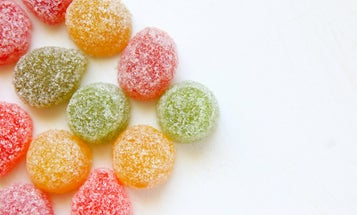 Why don't fake flavors taste like real fruit?