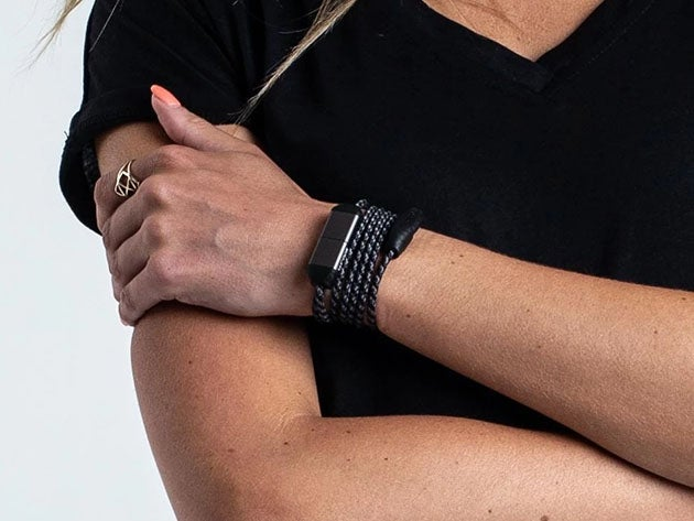 WRAPS Wearable Charge & Sync MFi Lightning Cable