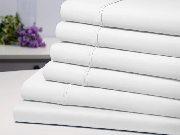 Bamboo Comfort Luxury 6-Piece Sheet Set