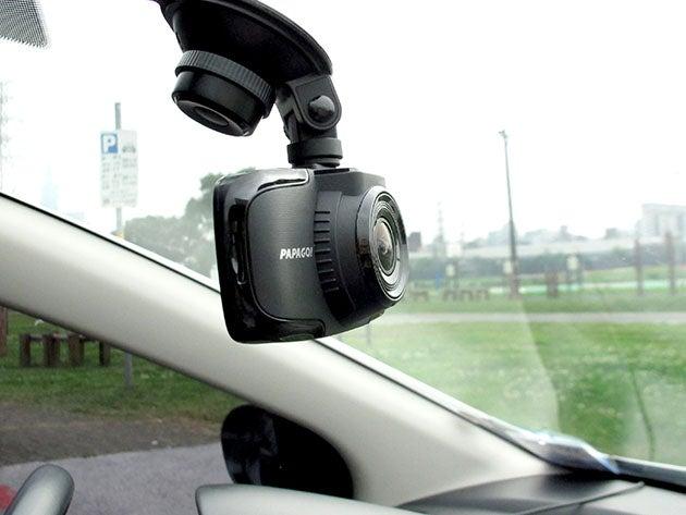 PAPAGO! GoSafe S20G Sony Sensor Night Vision GPS Dashcam