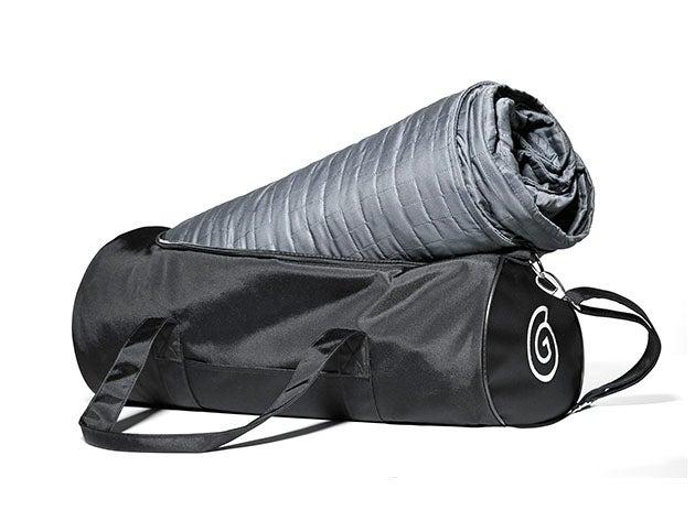 Gravity Travel Blanket: Gravity On-the-Go