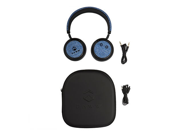 PureSound Bluetooth 4.2 Over-Ear Headphones