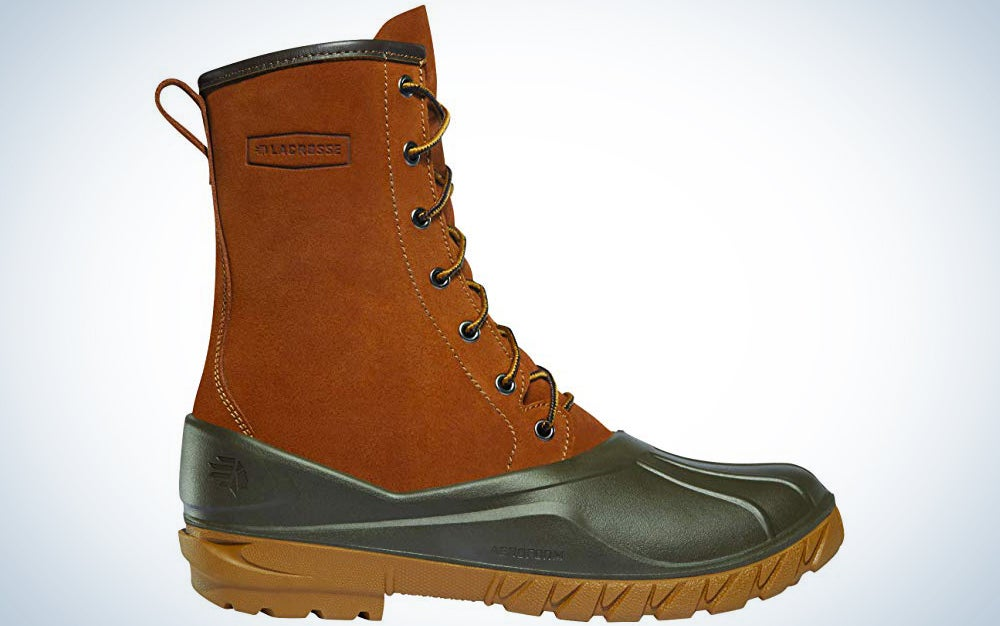Lacrosse Aero Timber Top 10-Inch Duck Boot
