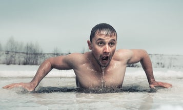 Cold take: Ice baths don't help sore muscles heal