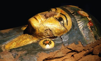 Egypt is reclaiming its mummies and its past