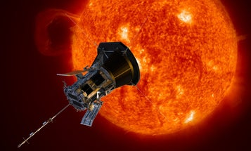 NASA's solar probe reveals stunning results after swooping in close to the sun