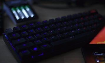 Mechanical keyboards for gamers and writers