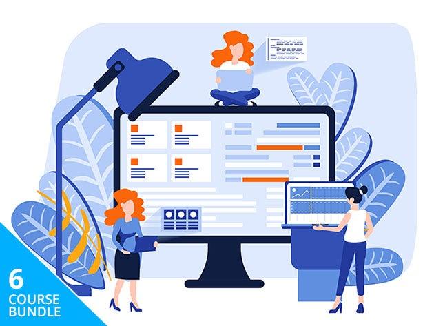 Ultimate 2020 Web Designer and Developer Bundle