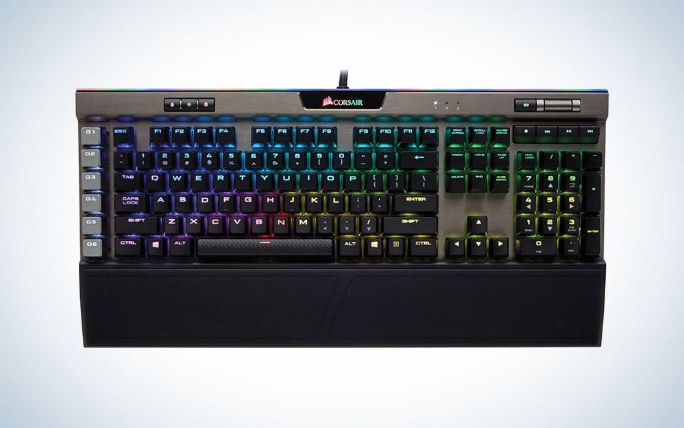 Corsair K95 RGB Platinum Mechanical Keyboard