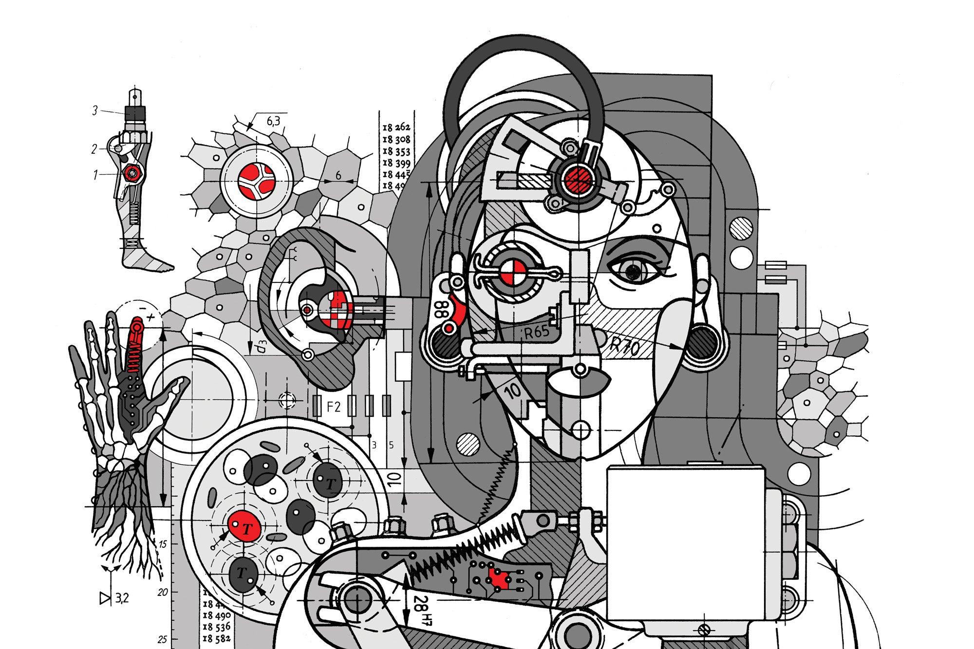 Christian Gralingen illustration