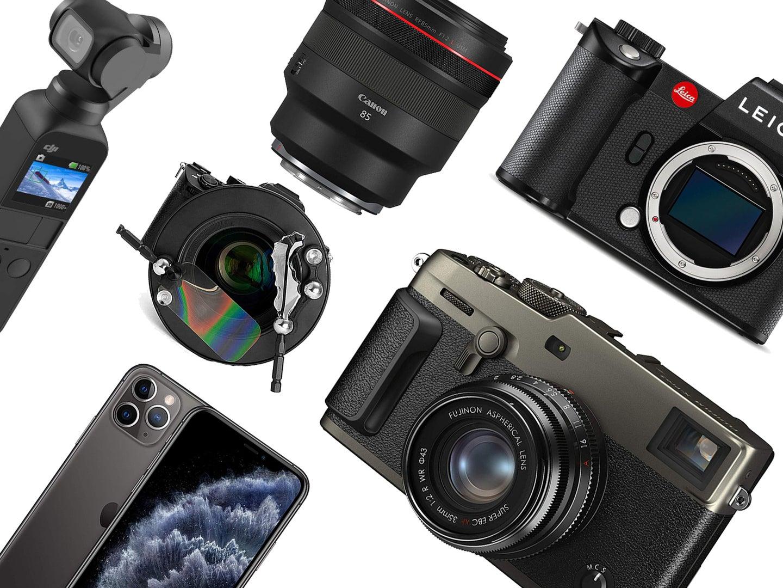 2019 best camera gear