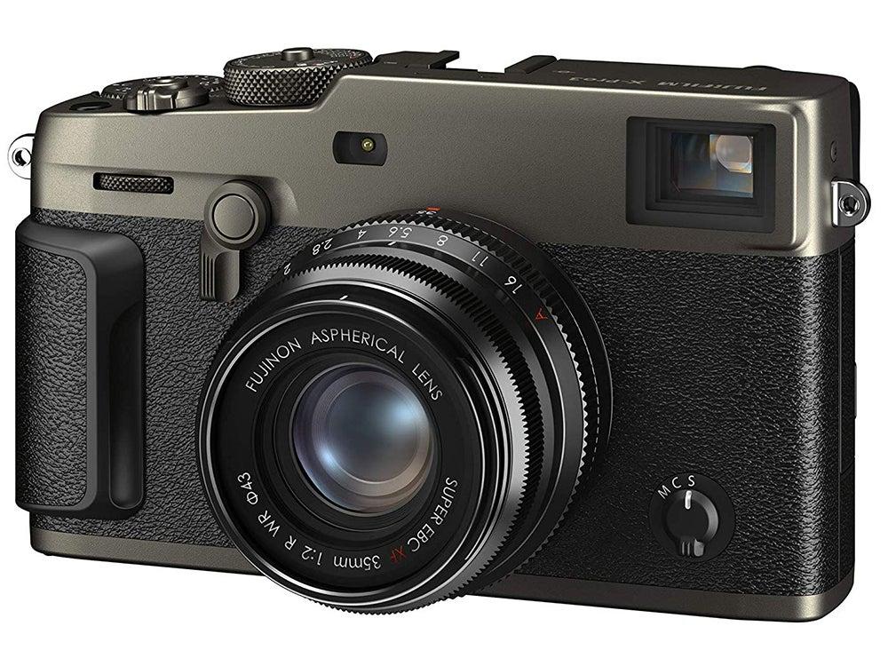 Fujifilm X-Pro3 Mirrorless Digital Camera