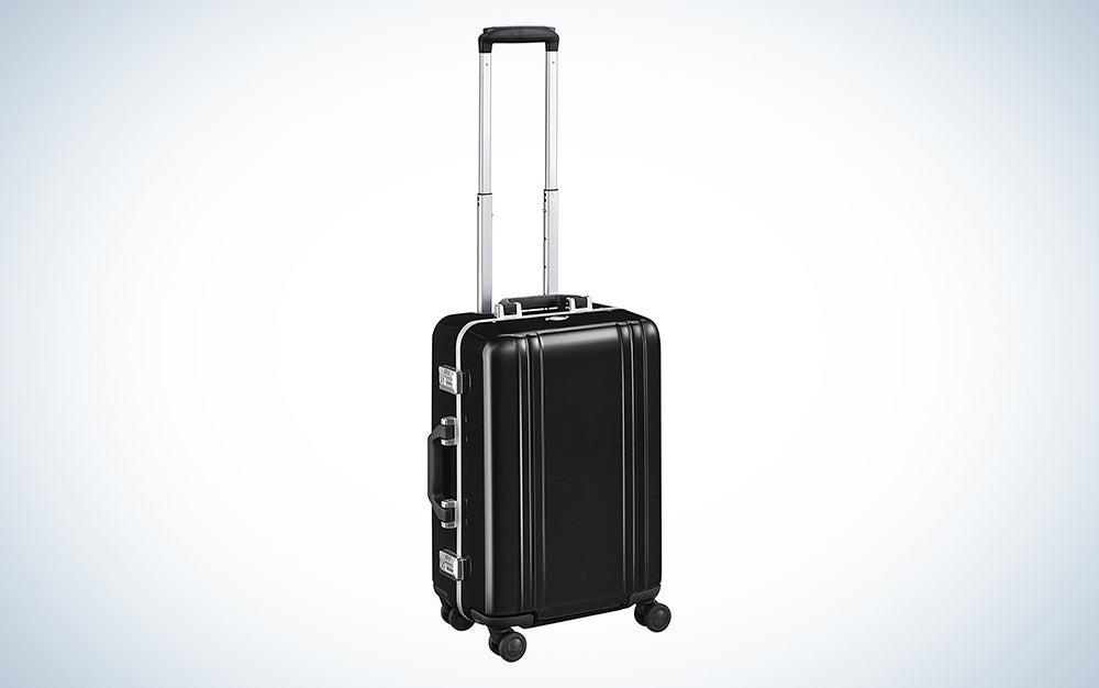 Zero Halliburton Classic Polycarbonate 4-Wheel Travel Case