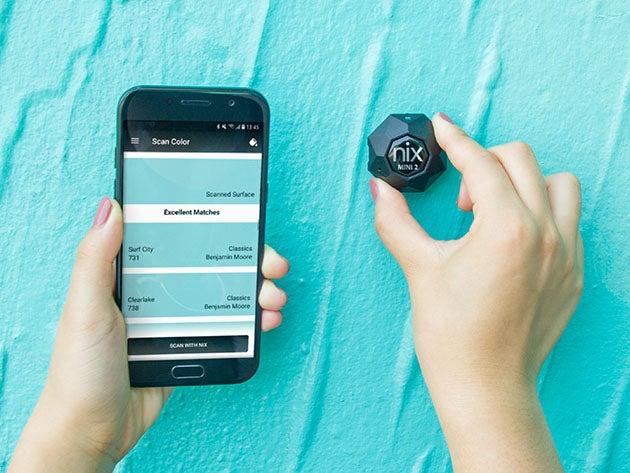 Nix Mini Color Sensor V2
