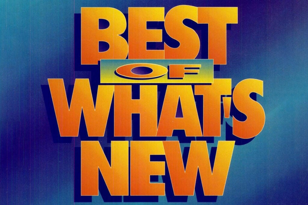 Old best of what's new logo.