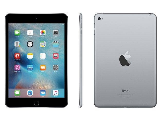 Apple iPad mini 4 7.9″ 16GB - Space Gray