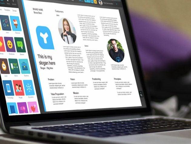 Youzign Design App: Lifetime Subscription