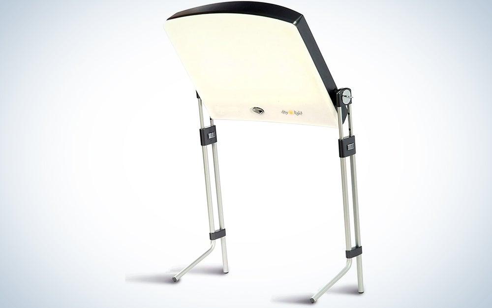 Day-Light Classic Bright Light Therapy Lamp - Sun Lamp Mood Light - 10,000 LUX Daylight Lamp