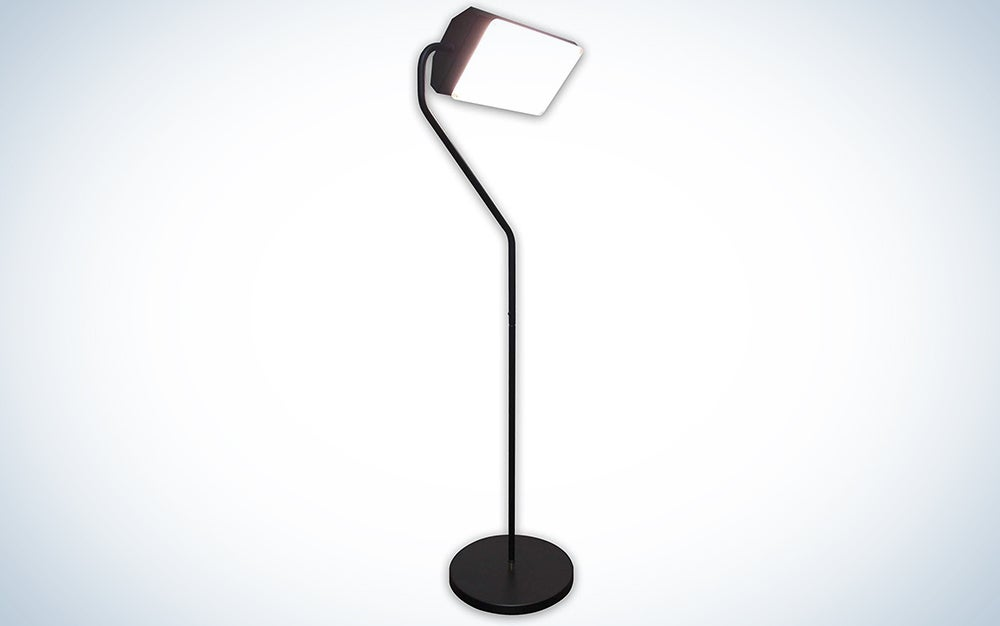Flamingo 10,000 Lux Bright Light Therapy Floor Lamp
