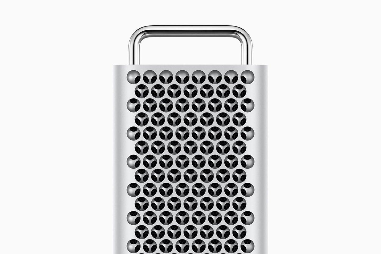 The Apple Mac Pro.