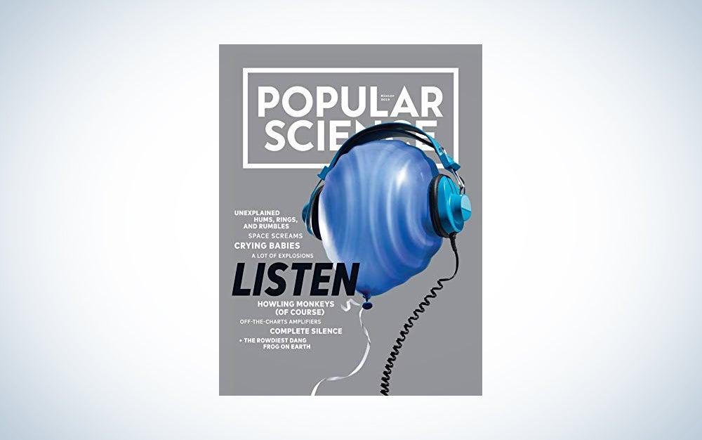 Poplar Science Subscription