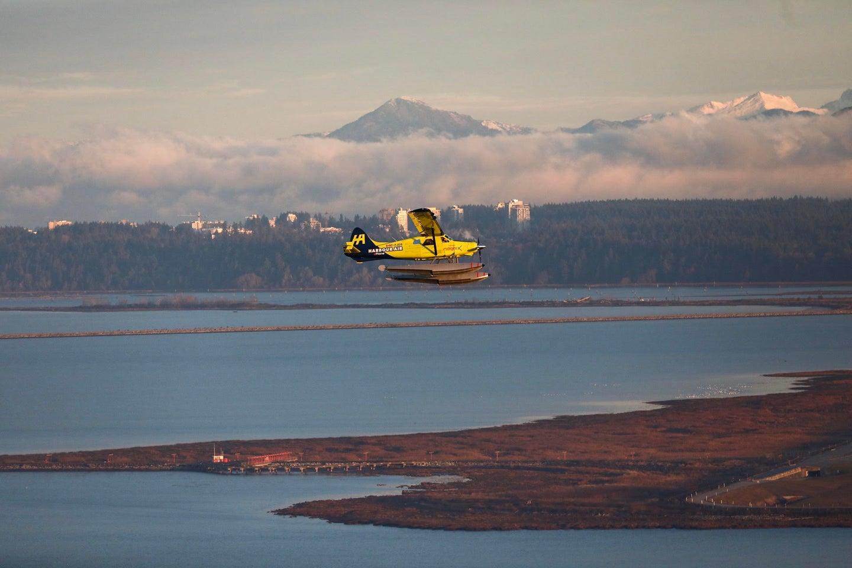 electric seaplane