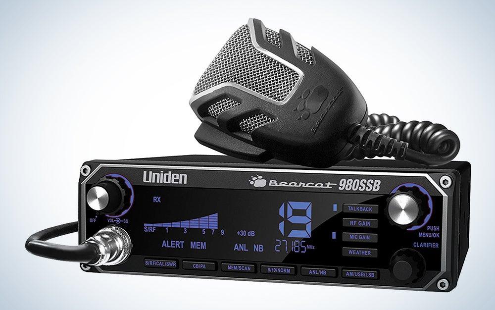 Uniden Bearcat 980SSB 40 Channel