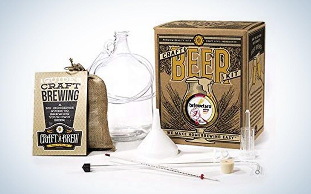 Craft a Brew Hefeweizen Kit