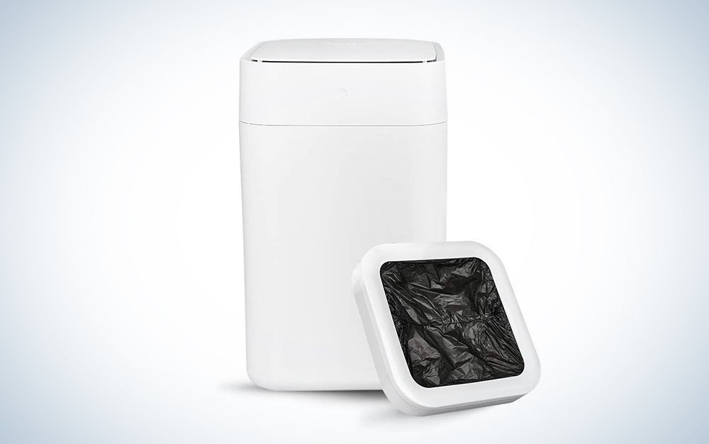 Townew Self-Sealing and Self-Changing Kitchen Trash Can