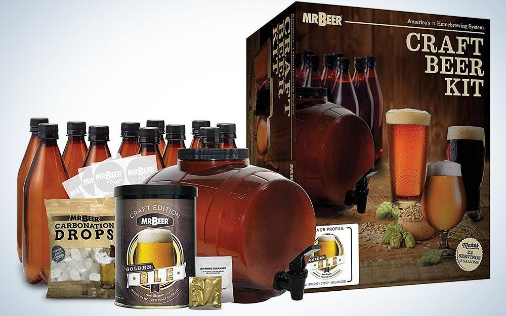 Mr. Beer 2 Gallon Starter Kit