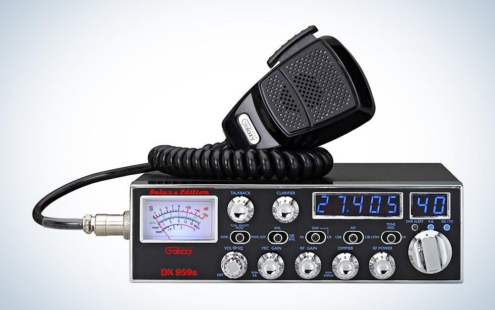 Galaxy-DX-959 40 Channel AM/SSB Mobile CB Radio