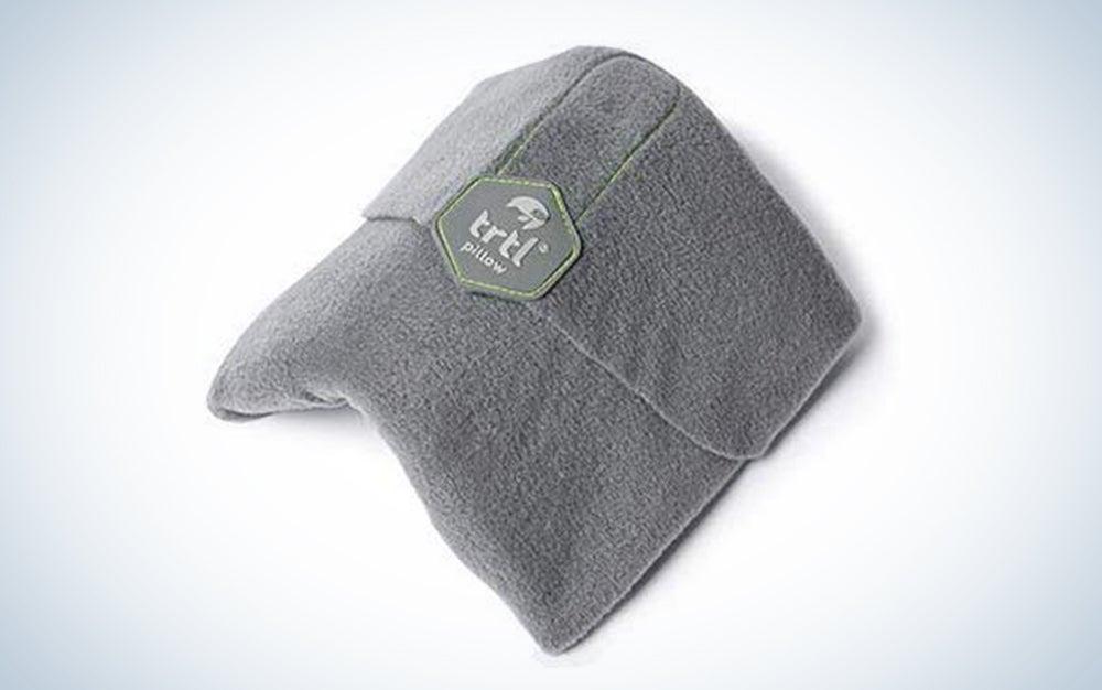 Trtl Pillow - Super Soft Neck Support Travel Pillow