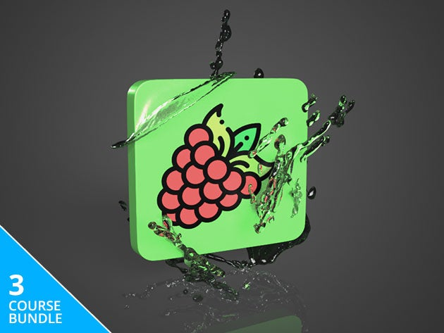 The Complete Raspberry Pi Course Bundle