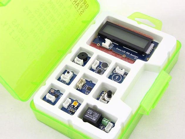 Grove: Starter Kit for Arduino