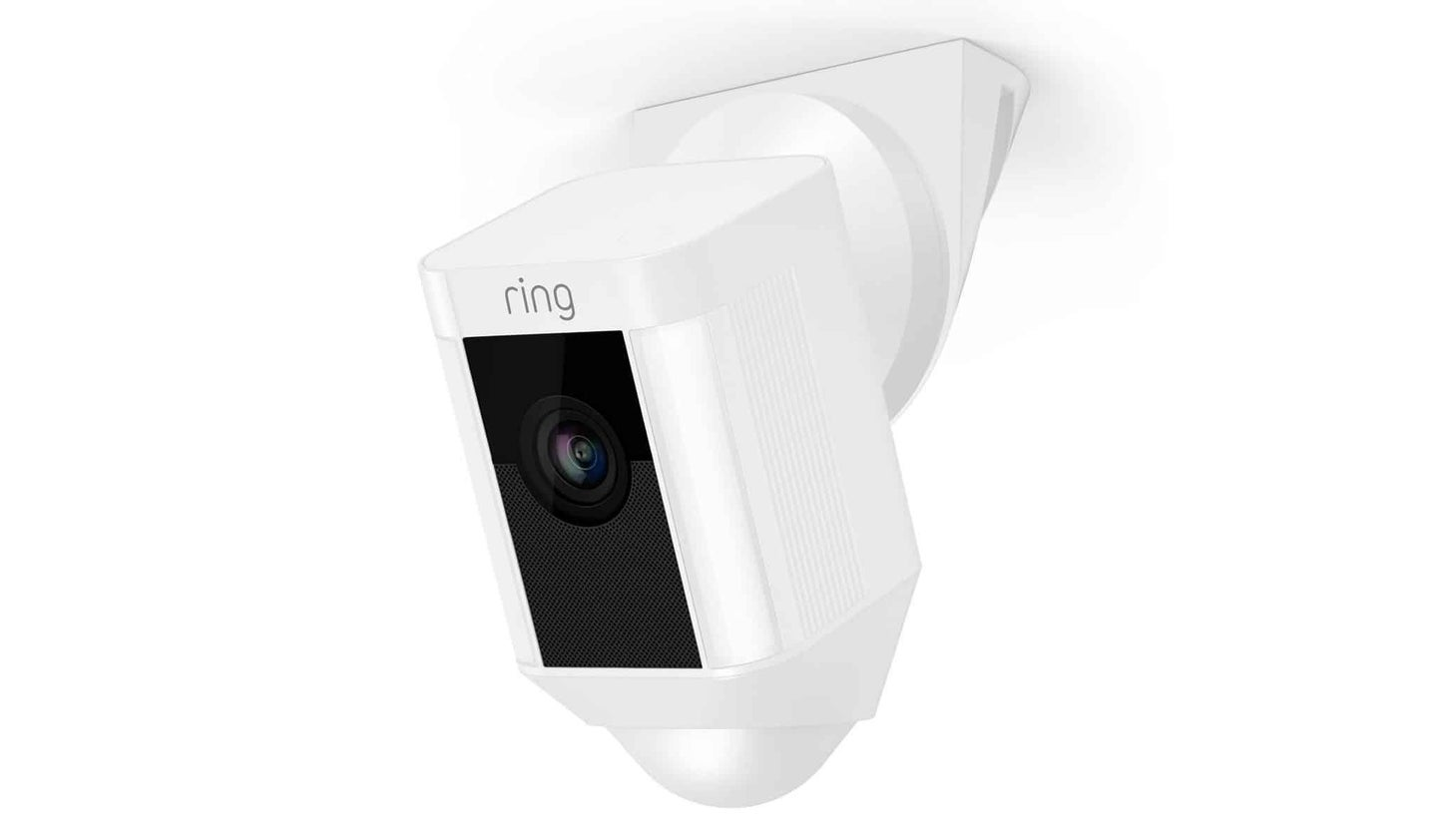 Ring's security camera.