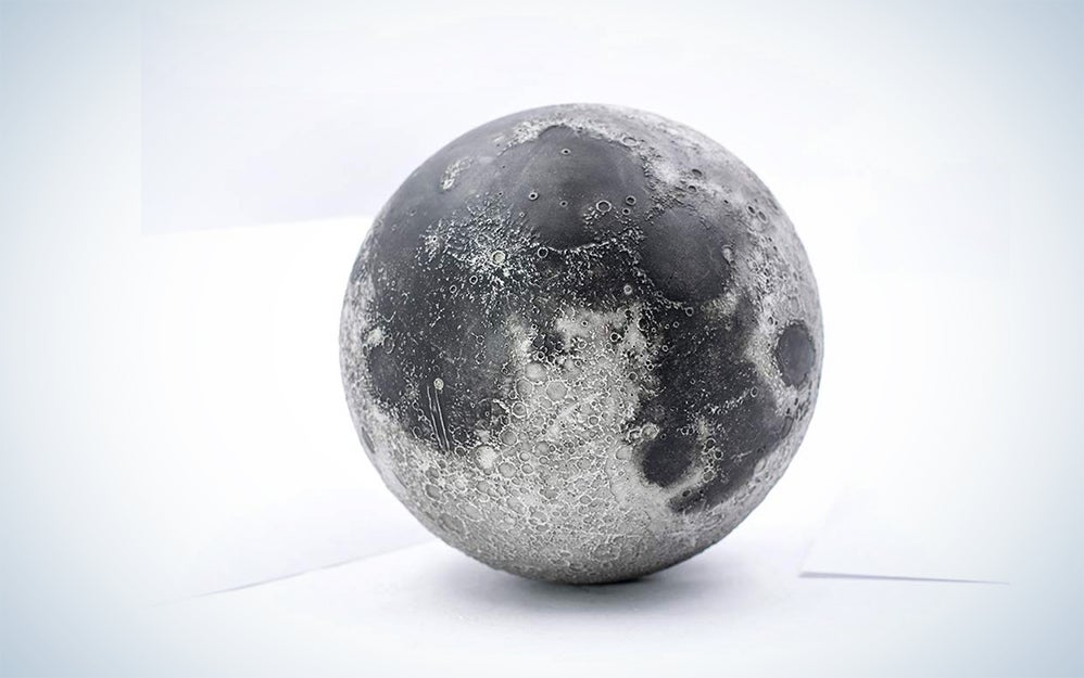 AstroReality LUNAR Pro 3D Printed Moon