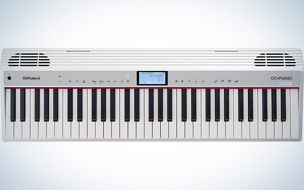 Roland 61-Key GO:PIANO with Alexa