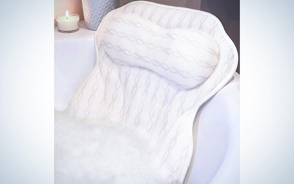 Kandoona Luxury Bathtub Pillow