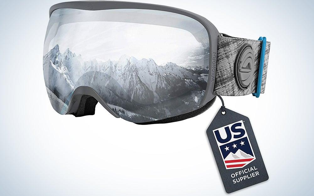 Wildhorn Cristo Ski Goggles