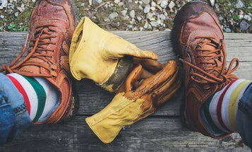 Outdoor work gloves for all seasons