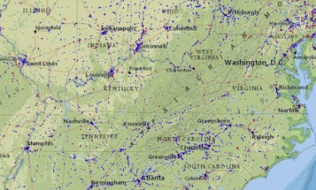 U.S. government 'retires' (read removes) detailed pollution map from internet