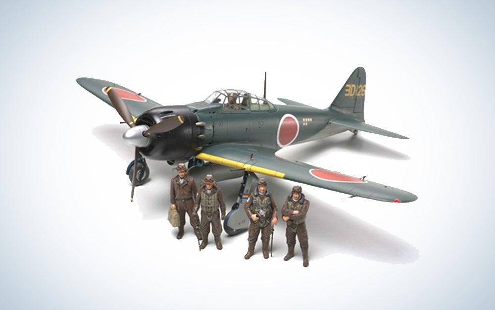 Tamiya Mitsubishi A6M5/5A Zero