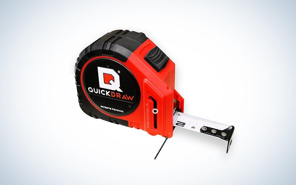 Quickdraw DIY Self Marking Tape Measure