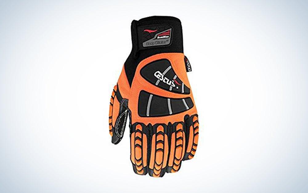 Cestus Temp Series HM Deep Winter Insulated Impact Glove, Work, Cut Resistant, Large