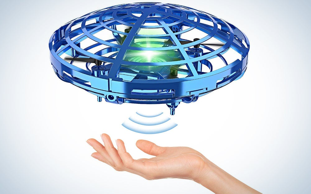 Street Walk Hand Operated Drones