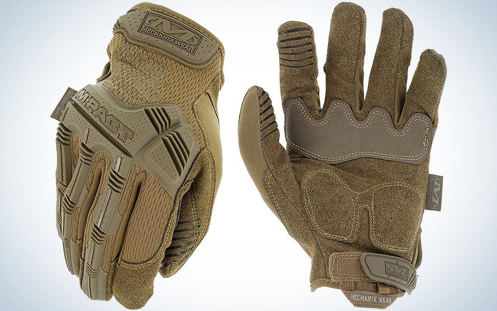 Mechanix MPT-72-010 Wear - M-Pact Coyote Tactical Gloves