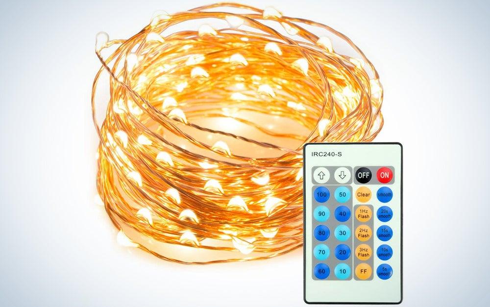 TaoTronics 100 LED String Lights