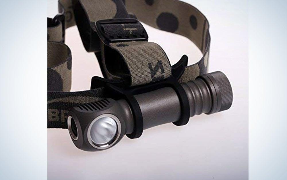 Zebralight H600w Mk IV Neutral White Headlamp