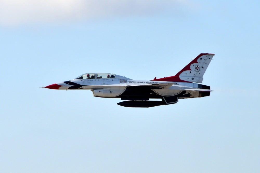 Air Force F-16